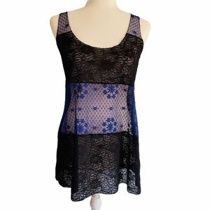 Intimately Free People Lace Chemise